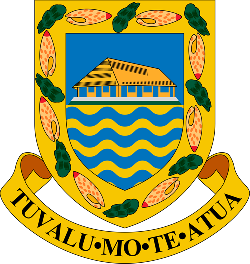 Tuvalu Government Logo